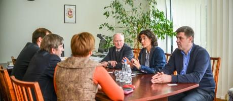 Susitikimas pas V. Popovą su rankinio atstovais-2